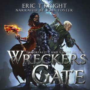 Wreckers Gate audio cover final